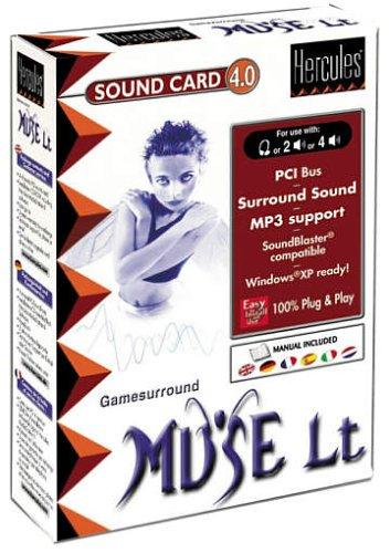 Hercules GS Muse LT World Soundkarte