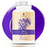 Premium OPC » Traubenkernextrakt [Hochdosiert] - 900 mg Tagesdosis - 95% reines, natürliches OPC als Antioxidantien « Hohe Bio Verfügbarkeit - Grape Seed Extrakt Tabletten - Traubenkern in Kapseln