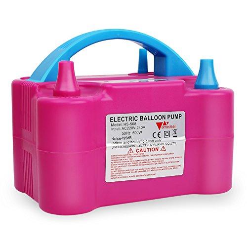 amzdeal-dual-nozzle-rose-red-portable-balloon-air-inflator-pump-electric-balloon-blower-pump-electri