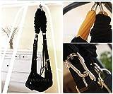 YAN JUN 126552 Bungee Rope J4101 Hängematte Aerial Swìnng, Spielzeug für Erwachsene für Männer/Frauen ++OO