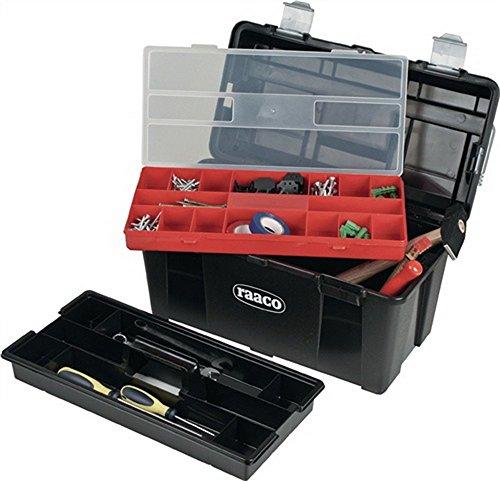 RAACO Werkzeugkoffer Modell 31 445 x 235 x 230 mm, 715140