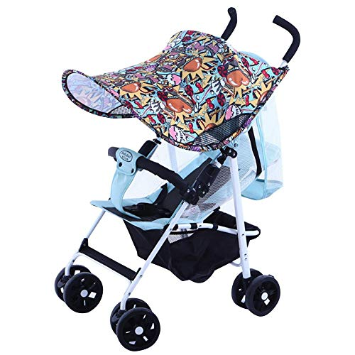 perfecthome Universal Kinderwagen Abdeckung, Kinderwagen Sonnenschirm Blockieren 99 UV Atmungsaktiv Für Kinder Baby Kleinkind