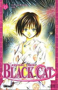 Black Cat Edition simple Tome 13