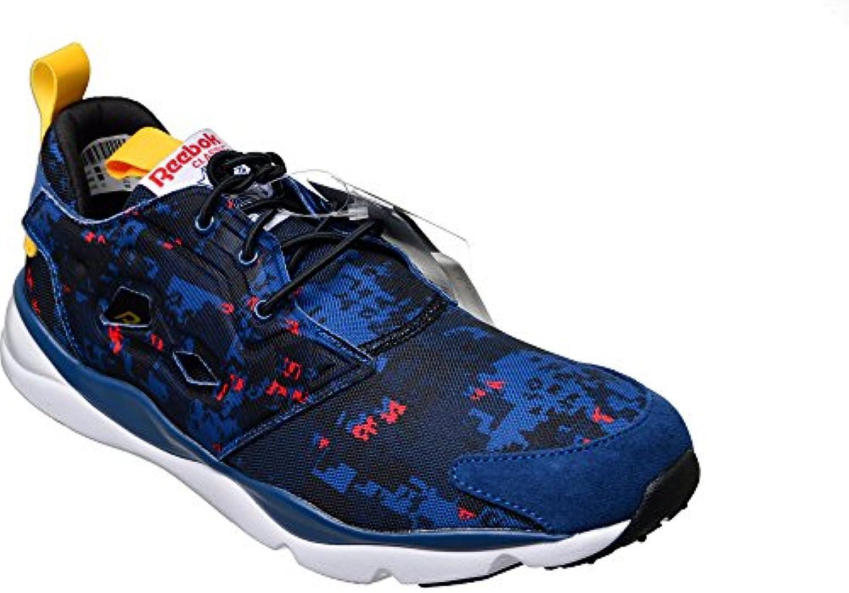 Reebok Classic Furylite SOC Schuhe Herren Sneaker Turnschuhe Blau V72367