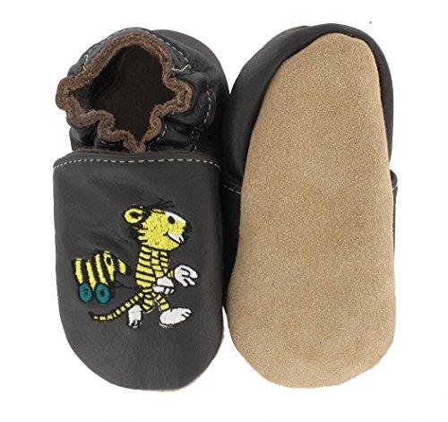 hobea Allemagne Tapis D'éveil Chaussures Janosch Tiger avec Tiger de canard  en différentes couleurs ...