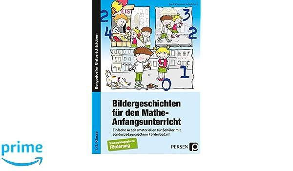 Bildergeschichten für den Mathe-Anfangsunterricht: Einfache ...