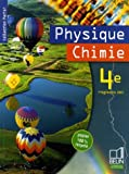 Physique Chimie: Programme 2007 (French Edition) by Pascal Borruto (2007-05-04)