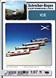 Aue Verlag 104 x 4 x 8 cm Ice Train Model Kit