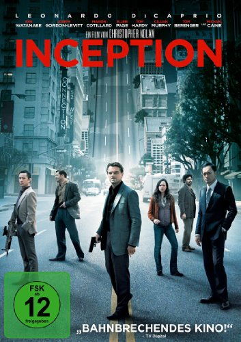 DVD * Inception