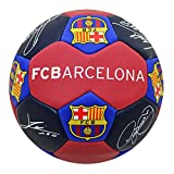 F.C. Barcelona Nuskin Football Size 3