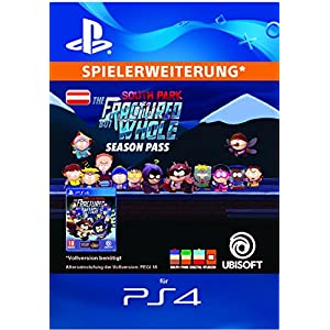 South Park: Die rektakuläre Zerreißprobe – Season Pass Edition | PS4 Download Code – österreichisches Konto