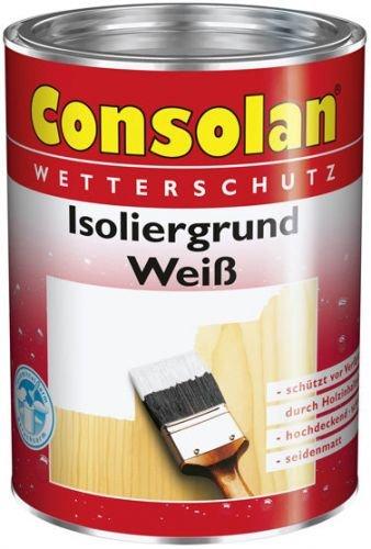Consolan Isoliergrund 750 ml, weiß