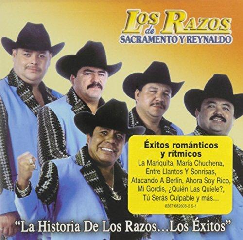 La Historia De Los Razos - Los Exitos by Los Razos