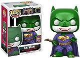 Funko - Figurine DC Heroes Suicide Squad - Joker As Batman Exclu Pop 10cm - 0889698144872