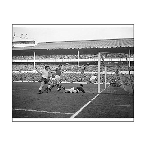 10×8-Print-of-League-Division-One-Tottenham-Hotspur-v-Burnley-White-Hart-Lane-4471043