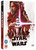 Star Wars: The Last Jedi - Limited Edition The Resistance Sleeve [Blu-ray] [2017] only £15.99 on Amazon