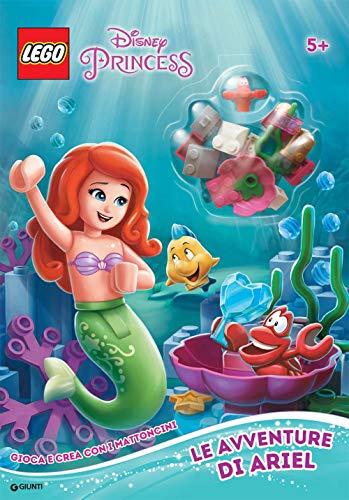 Le avventure di Ariel. Principesse Lego. Super album - Ariel Album
