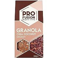 Profusión De Granola Orgánica Chia, El Coco Y El Cacao ...