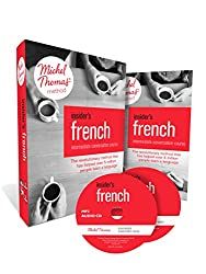 Insider's French: Intermediate Conversation Course (Learn French with the Michel Thomas Method): Intermediate conversation course: Book, Audio and Interactive Practice