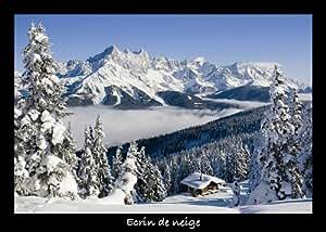 Nathan - 87525 - Puzzle - Ecrin de neige - 1000 Pièces