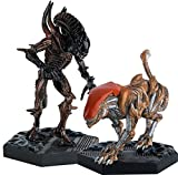 Eaglemoss Alien & Predator Official Figurine Collection Double Special Panther & Scorpion