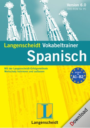 Langenscheidt Vokabeltrainer 6.0 Spanisch [Download] (Wie Zum Download Von Mp3-player)