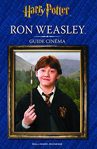 Guide cinéma : Ron Weasley par Felicity Baker