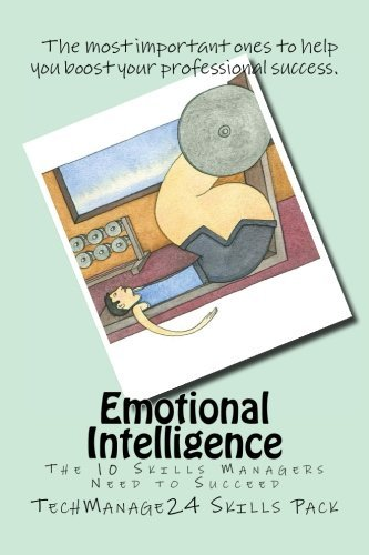 Emotional Intelligence: the essential skills (Volume 1) by TechManage24 Business Publication (2015-03-27)