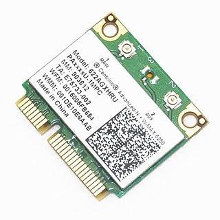 3CTop Replacement wireless card for 6250 AGX 622AGXHRU 802.11a / b / g / n WiFi Half-size Mini PCI-E Wireless Card