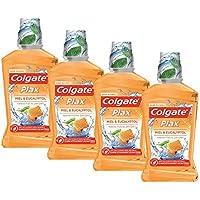 Colgate Oral care Bain de Bouche Plax Miel & Eucalyptol 500 ml -