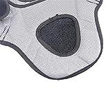 Yanchad Outdoor-Sportschutzausrüstung Motorradrennsport Rückenwirbelsäule Unterstützung...