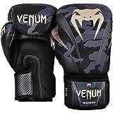 Venum Impact Boxhandschuhe Thai Boxen, Kick Boxing, Dunkel Tarnen/Sand, 12 oz - 2