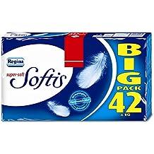 Regina Softis Taschentücher, 42 Stück