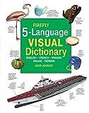 Firefly 5 Language Visual Dictionary: English, French, German, Italian, Spanish