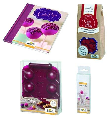 RBV Birkmann 999190 Backset Starter Kit Cake Pop Maker