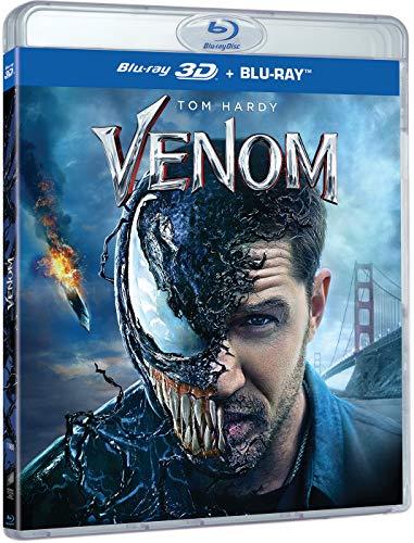 Venom (BD 3D + BD) [Blu-ray]