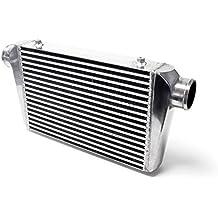 Radiador admisión aire Aluminio Turbo INTERCOOLER No.002 Refrigeración motor turbocompresor Tuning