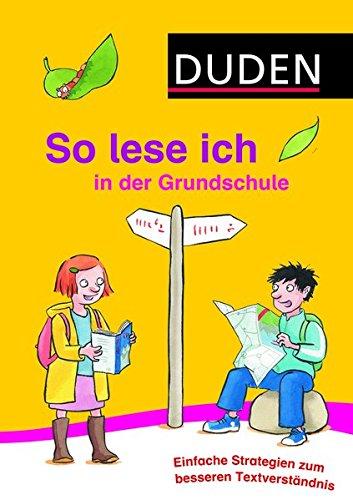 Duden - So lese ich in der Grundschule (Duden - So lerne ich in der Grundschule)