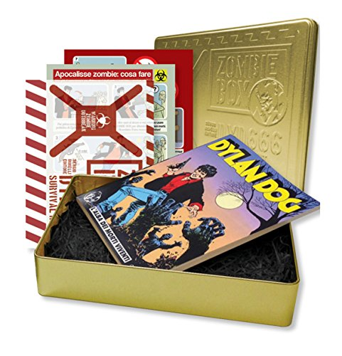 Dylan Dog. Survival kit gold limited edition