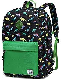 VASCHY Kids School Backpack Rucksack for Boys Girls Children's Backpack Toddler Backpack Kindergarten Book Bag with Chest Buckle