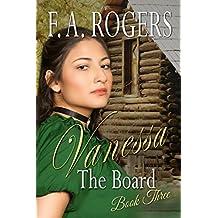 Vanessa (The Board Book 3)