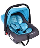 Sunbaby Bubble Carrycot Cum Car Seat, Cyan