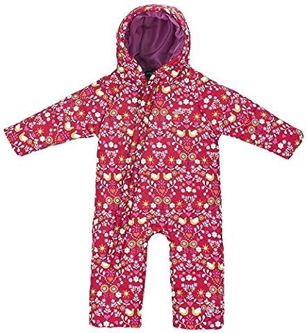 Costumes Mignons Halloween Toddler - Trespass Breezy - Combinaison de neige -