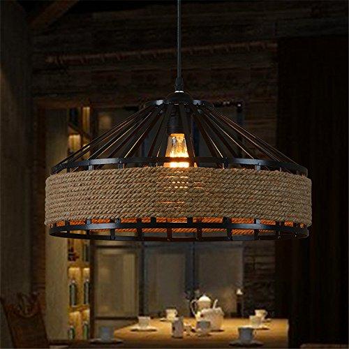 Luz techo, Retro Hierro Industrial Vintage Loft luz