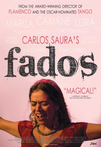Fados Plakat Movie Poster (27 x 40 Inches - 69cm x 102cm) (2007)