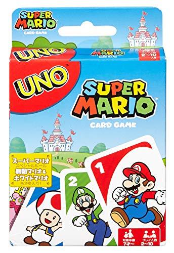 Uno Super Mario Instrucciones sólo en Japonés