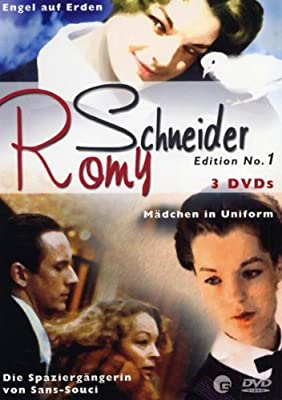 Romy Schneider - Edition No. 1 - 3 DVD Set - Mädchen in Uniform - Die Spaziergängerin von Sans-Souci - Ein Engel auf Erden