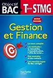 Objectif Bac - Gestion et finance Terminale STMG