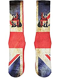 Warum musste dieser Beutel aus Großbritannien stammen?