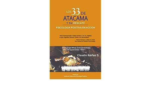 PDF LOS 33 DE ATACAMA Y SU RESCATE: Psicología Positiva en Acción Download